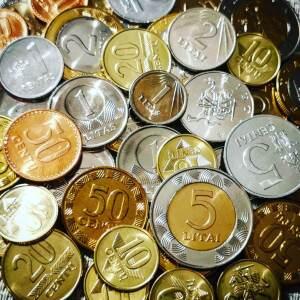 Lietuvos monetos 1991-2014