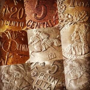 Lietuvos monetos 1925-1938
