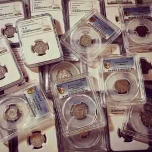 Sertifikuotos LDK monetos
